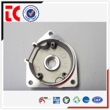 Standard precision aluminum electric machinery cover custom made die casting for automobile accessory